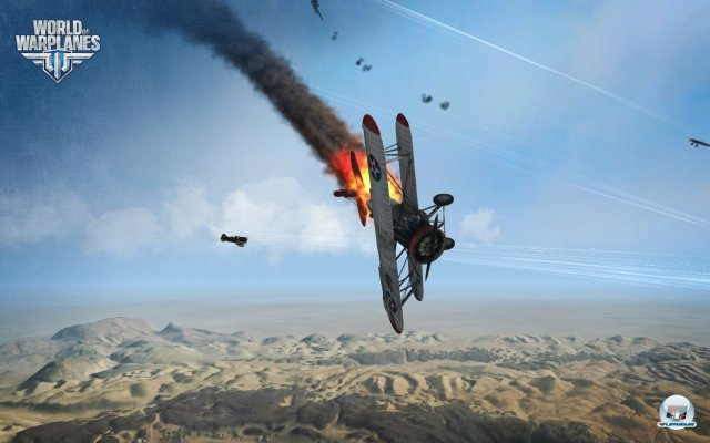 Screenshot - World of Warplanes (PC) 2370447
