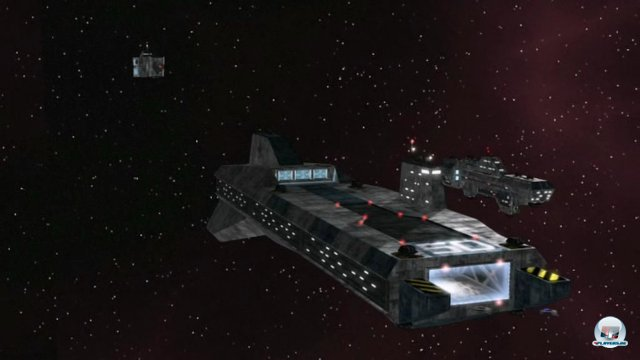 Screenshot - Wing Commander Saga (PC)