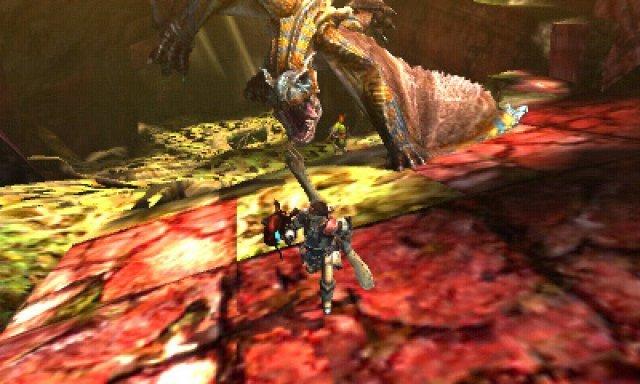 Screenshot - Monster Hunter 4 (3DS) 92416667