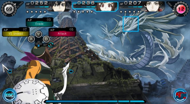 Screenshot - Ray Gigant (PC)