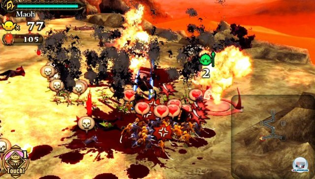 Screenshot - Army Corps of Hell (PS_Vita) 2294362