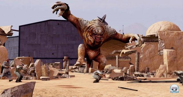 Screenshot - Kinect Star Wars (360) 2244697