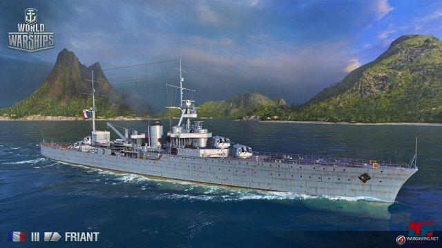 Screenshot - World of Warships (PC) 92544401