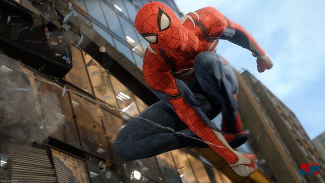 Screenshot - Spider-Man (PS4) (PS4)