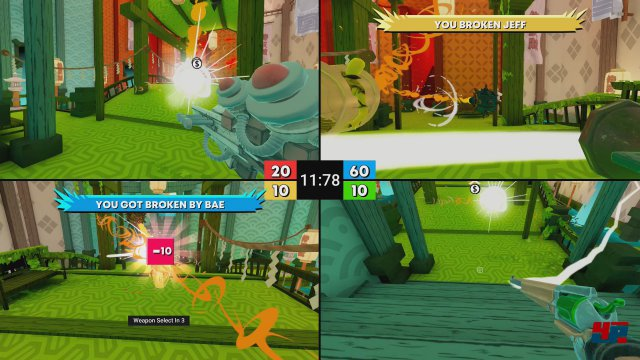 Screenshot - Screencheat (Switch)