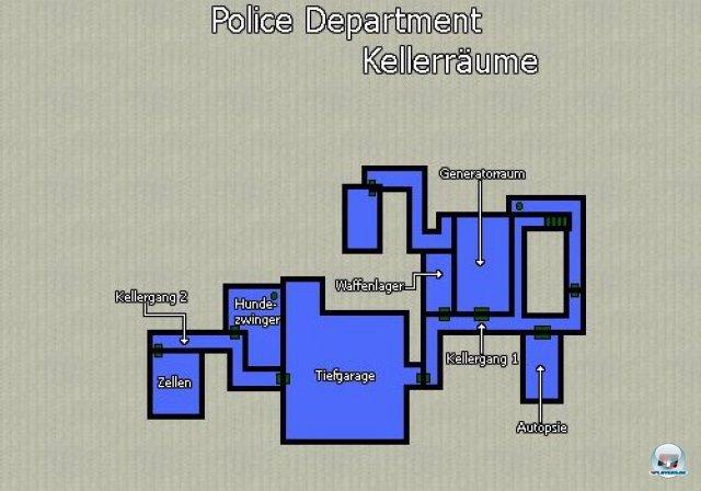 Leon Szenario A Teil 2 Komplettlösung Spieletipps Zu Resident