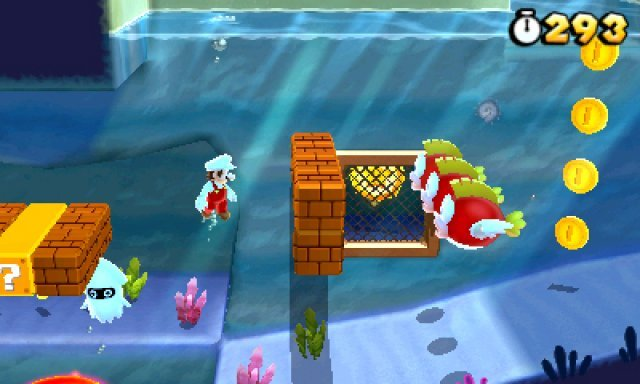 Screenshot - Super Mario 3D Land (3DS) 2264257