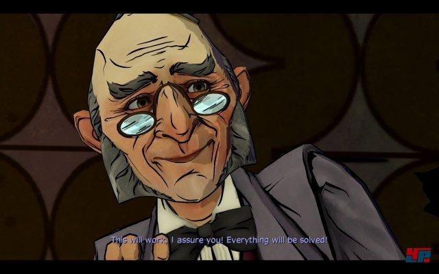 Im Zentrum der dritten Episode steht Crane: Ist er einfach nur pervers oder gar ein Mörder?