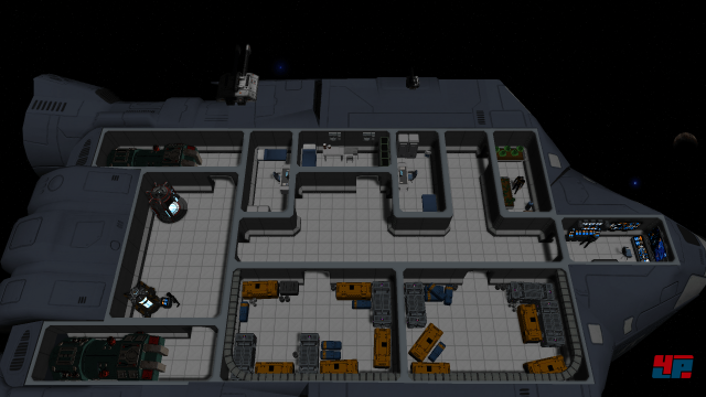 Screenshot - Galactic Crew (PC)