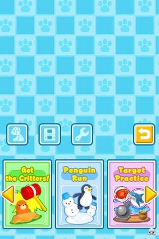 Screenshot - Wappy Dog (NDS) 2254107