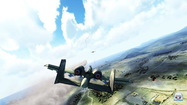 Screenshot - Jane's Advanced Strike Fighters (360) 2310107