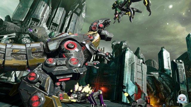 Screenshot - TransFormers: Untergang von Cybertron (360) 2364542