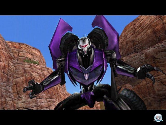 Screenshot - TransFormers: Prime (3DS) 2364382
