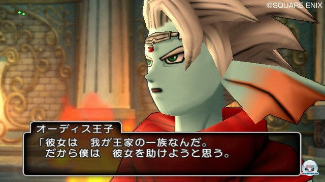 Screenshot - Dragon Quest X Online (Wii) 2365402