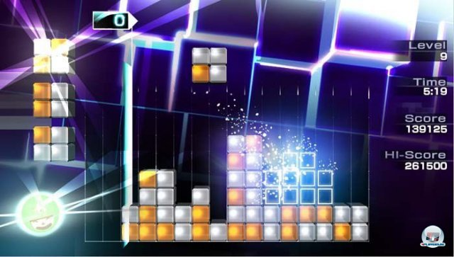 Screenshot - Lumines: Electronic Symphony (PS_Vita)