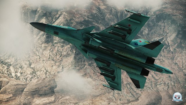 Screenshot - Ace Combat: Assault Horizon (360) 2260162