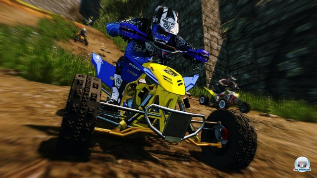 Screenshot - Mad Riders (360)
