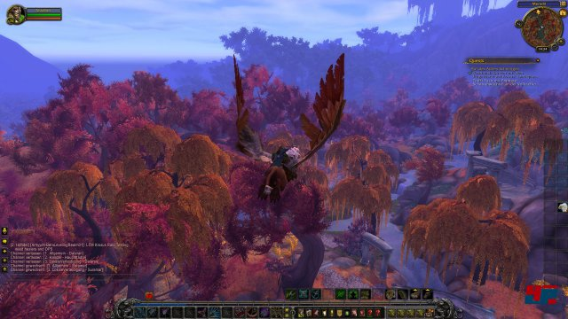 Screenshot - World of WarCraft: Legion (Mac) 92530758