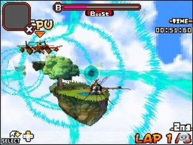 Screenshot - Solatorobo - Red the Hunter (NDS) 2223727