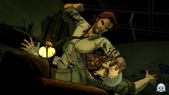 Screenshot - The Wolf Among Us (360)