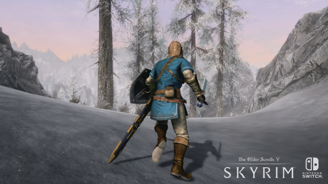 Screenshot - The Elder Scrolls 5: Skyrim (Switch) 92547338