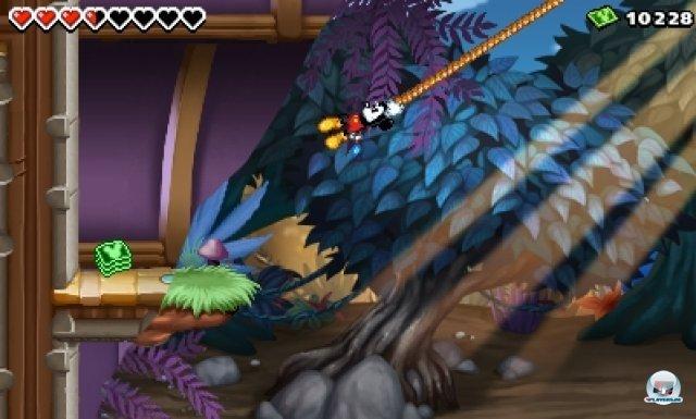 Screenshot - Micky Epic - Die Macht der Fantasie (3DS) 2384997