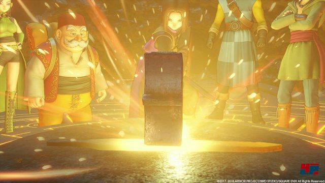 Screenshot - Dragon Quest 11: Streiter des Schicksals (PC)