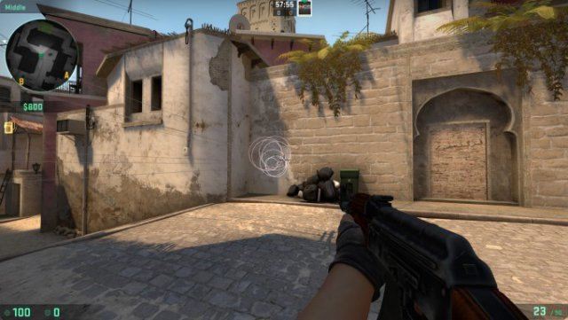 Screenshot - Counter-Strike (PC)