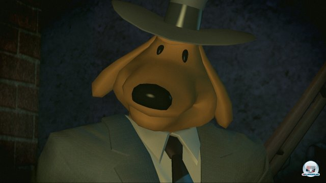 Screenshot - Sam & Max: Im Theater des Teufels (PC)