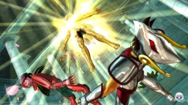 Screenshot - Saint Seiya: Sanctuary Battle (PlayStation3) 2274287