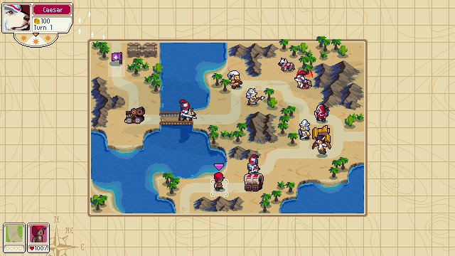 Screenshot - Wargroove (PC) 92581429