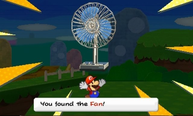 Screenshot - Paper Mario: Sticker Star (3DS) 2365237