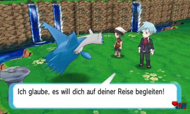 Screenshot - Pokémon Alpha Saphir (3DS) 92495922
