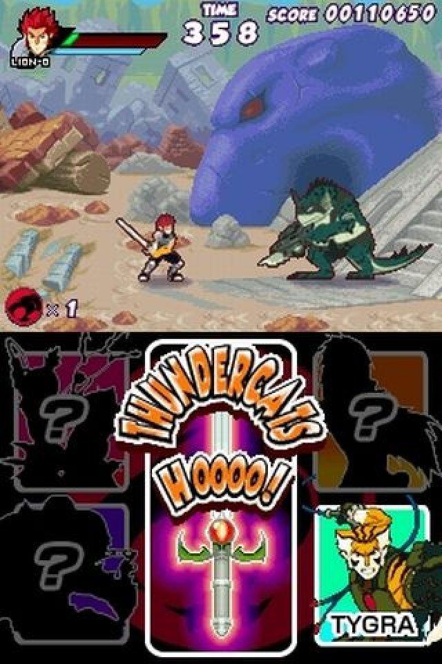 Screenshot - Thundercats (NDS) 2362307