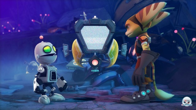 Screenshot - Ratchet & Clank: All 4 One (PlayStation3) 2247267