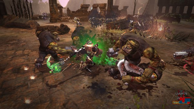 Screenshot - Warhammer 40.000: Dawn of War 2 - Retribution (PC) 92521348