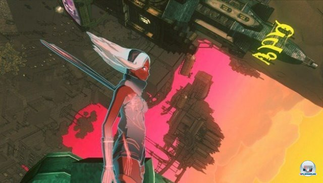 Screenshot - Gravity Rush (PS_Vita) 2260847