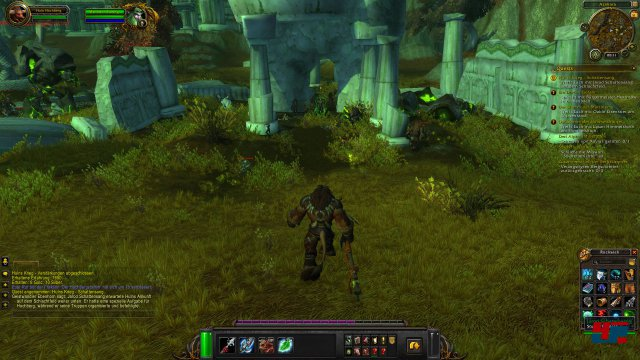 Screenshot - World of WarCraft: Legion (Mac) 92530821
