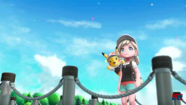 Screenshot - Pokémon: Let's Go, Pikachu! & Let's Go, Evoli! (Switch) 92577613