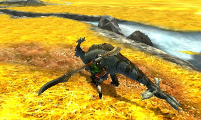 Screenshot - Monster Hunter 4 Ultimate (3DS) 92484908