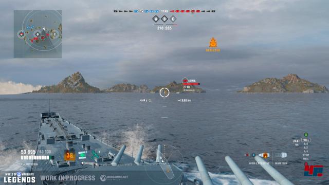Screenshot - World of Warships (PS4) 92572391
