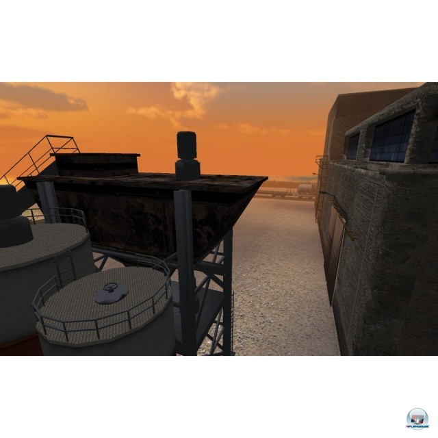 Screenshot - Untertagebau-Simulator 2011 (PC)