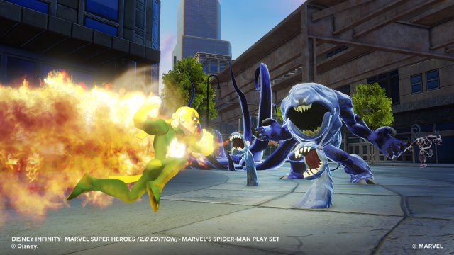 Screenshot - Disney Infinity 2.0: Marvel Super Heroes (360) 92484570