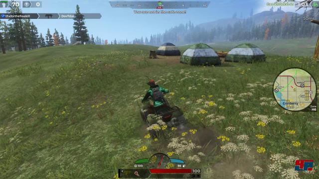 Screenshot - H1Z1: Battle Royale (PC)