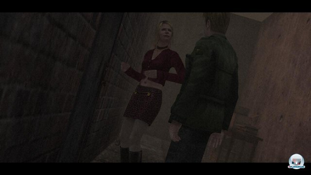 Screenshot - Silent Hill: HD Collection (PlayStation3) 2304157