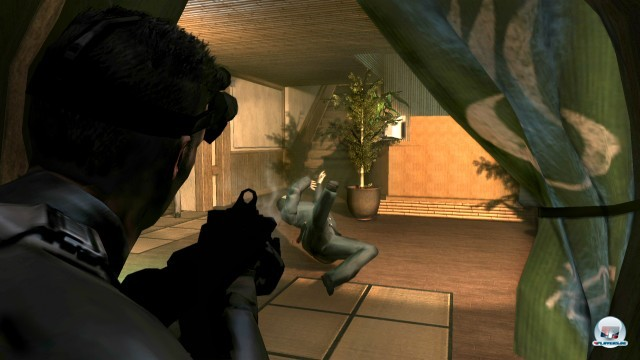 Screenshot - Splinter Cell Trilogy HD (PlayStation3) 2224808
