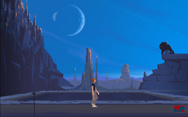 Screenshot - Another World - 20th Anniversary Edition (XboxOne)