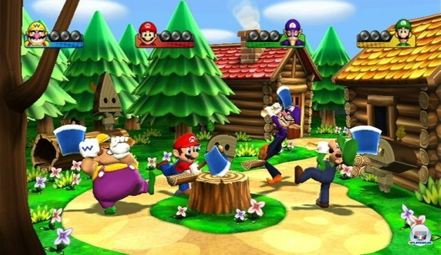 Screenshot - Mario Party 9 (Wii) 2300507