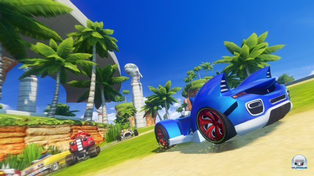 Screenshot - Sonic & All-Stars Racing Transformed (PlayStation3) 2384612