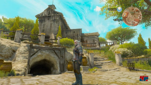 Screenshot - The Witcher 3: Wild Hunt - Blood and Wine (PlayStation4) 92526636